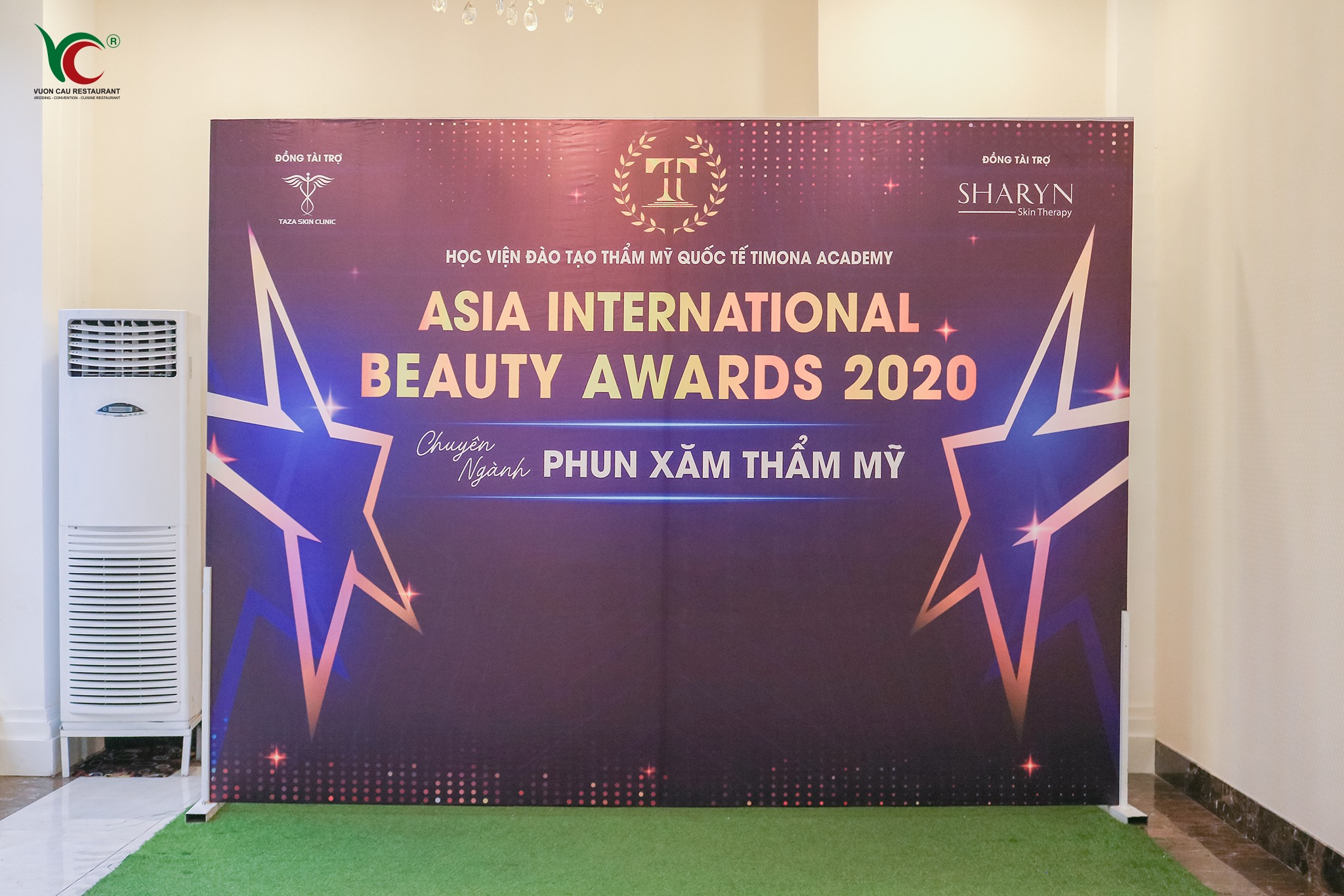 ASIAN INTERNATIONAL BEAUTY AWARDS 2020