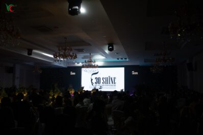 30SHINE – CHANGE TO SUCCESS YEAR END PARTY 2020